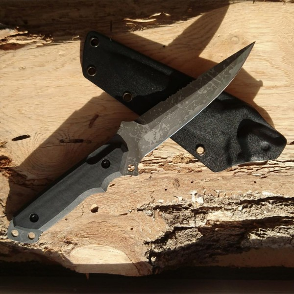 J-Defender kiku Knives