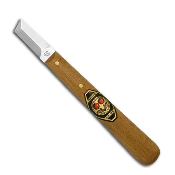 Kirschen® Kerbschnitzmesser Nr. 11 - dreischneidige Klinge