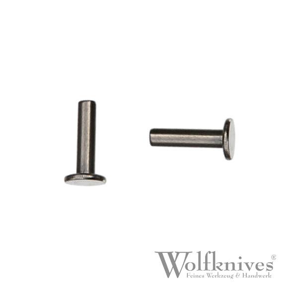 Stiftniete ST 8 Nickel - 6,4 / 2,9 / 11,5 mm