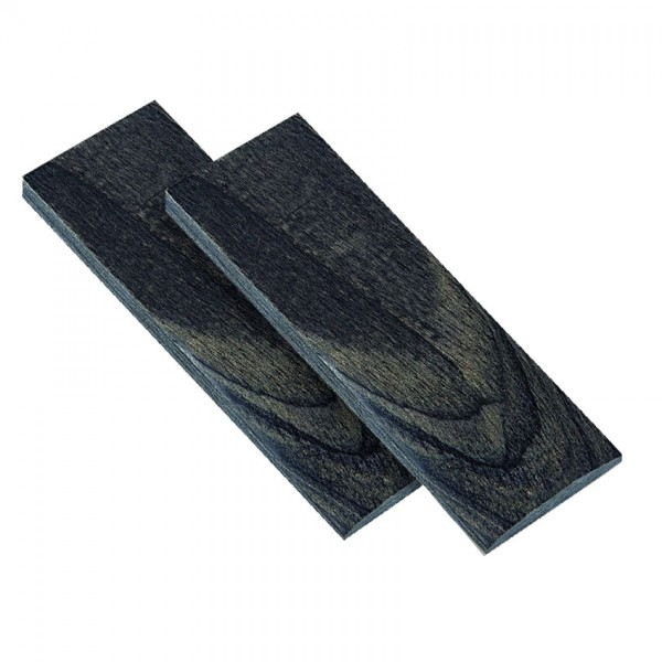 Pakkawood Black Griffschalen - paarweise