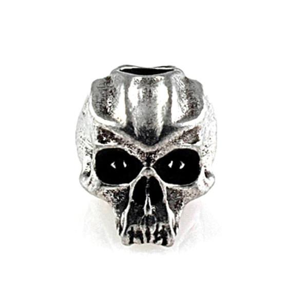 Totenkopf Perle Cyber Skull