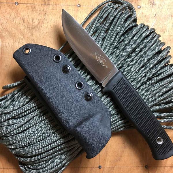 Kydexscheide für Fällkniven F1 in schwarz von Wolfknives