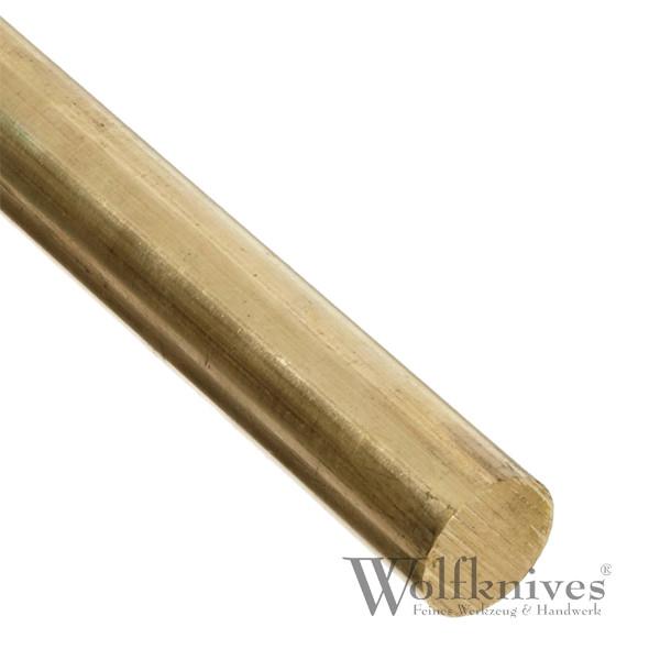 Messing Stab - Ø 4 mm