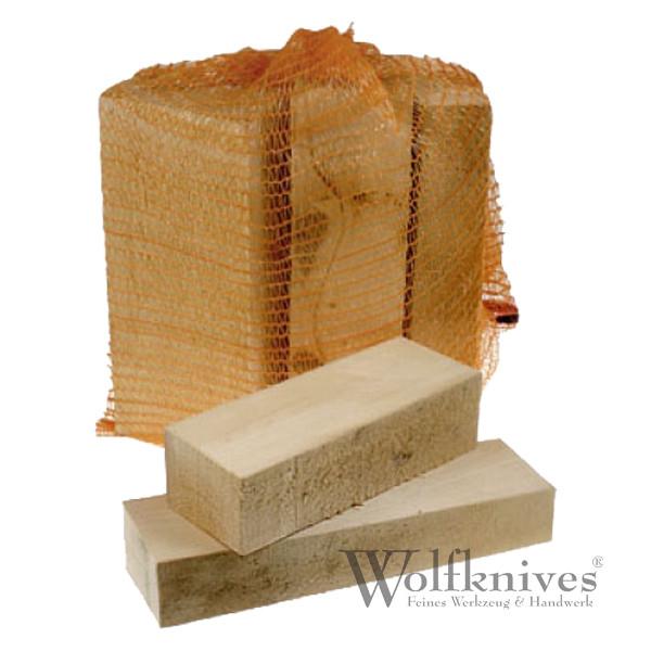 Lindenholz gemischt - 7,5 kg Sack