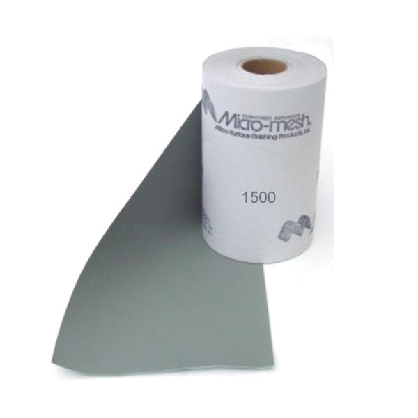 Micro-Mesh® MM Rolle 7,5 m - Körnung 1500