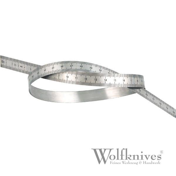 Präzisionslineal - ultraflexibel - 600 mm