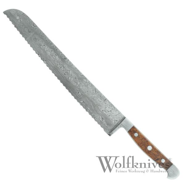 """Güde Brotmesser 32 cm Serie """"Damaststahl"""" 7431/32"""