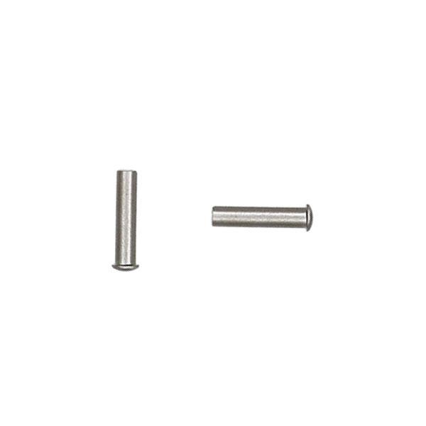Stiftniete ST 211 Edelstahl - 4 / 3 / 12,5 mm