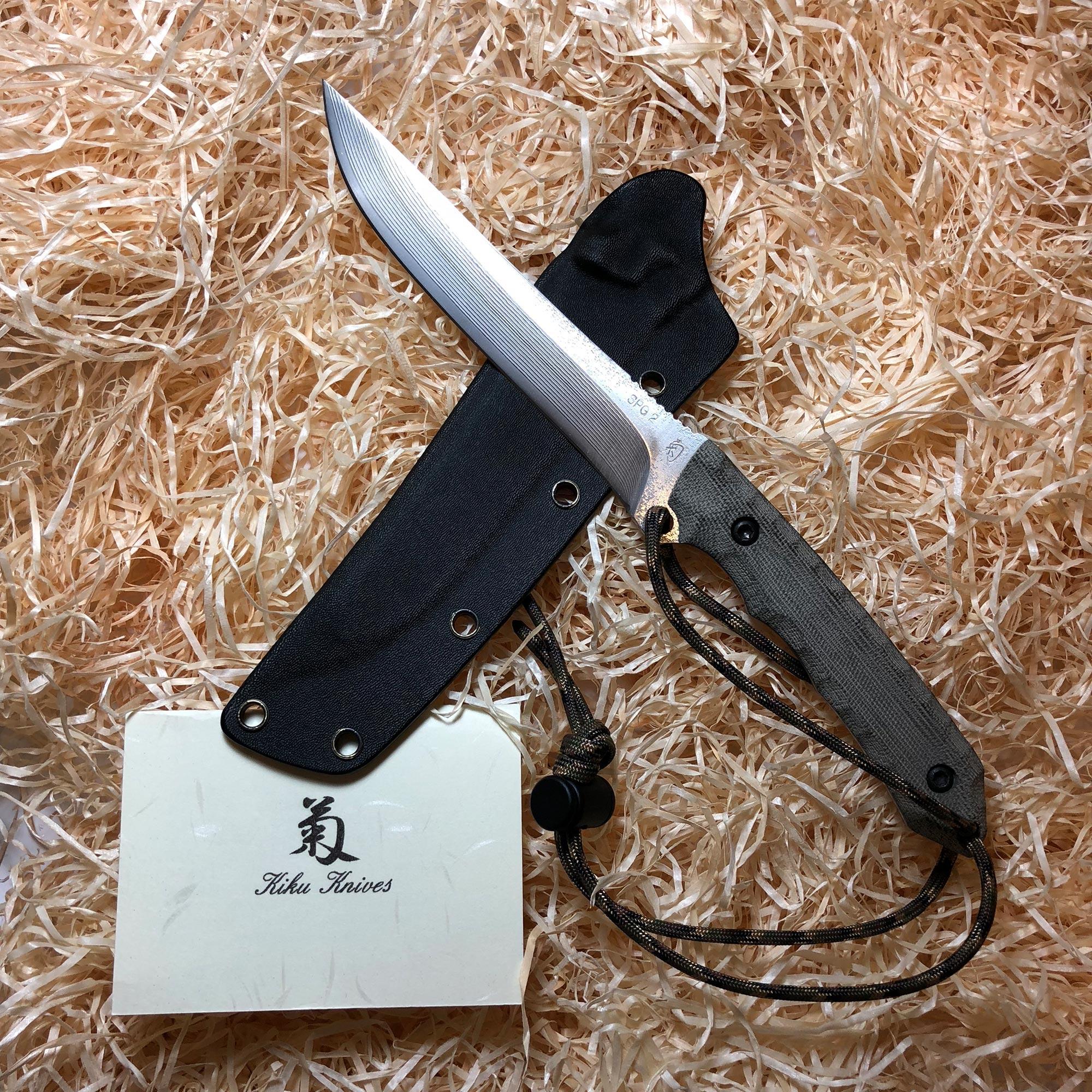 hamakaze kiku knives wolfknives feines werkzeug handwerk. Black Bedroom Furniture Sets. Home Design Ideas
