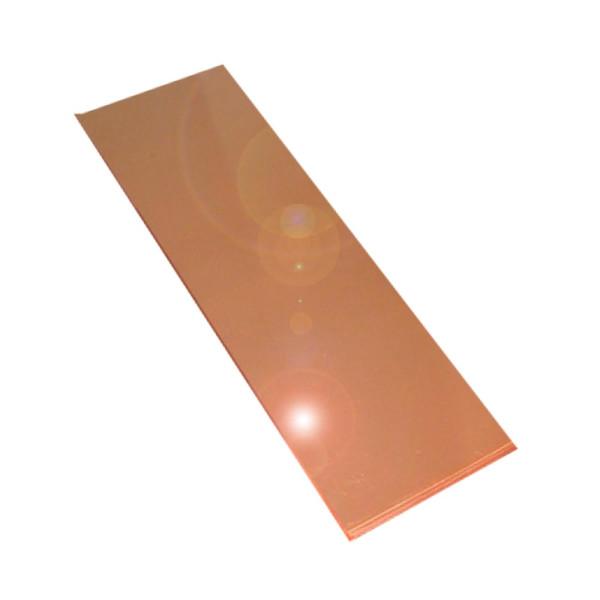 Kupfer Platte 3 mm Stark