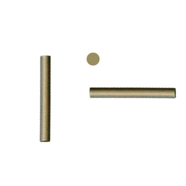 Stiftniete ST 543 Neusilber 2,2 x 18,5  mm