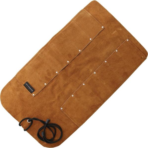 Lederrolltasche für Werkzeuge