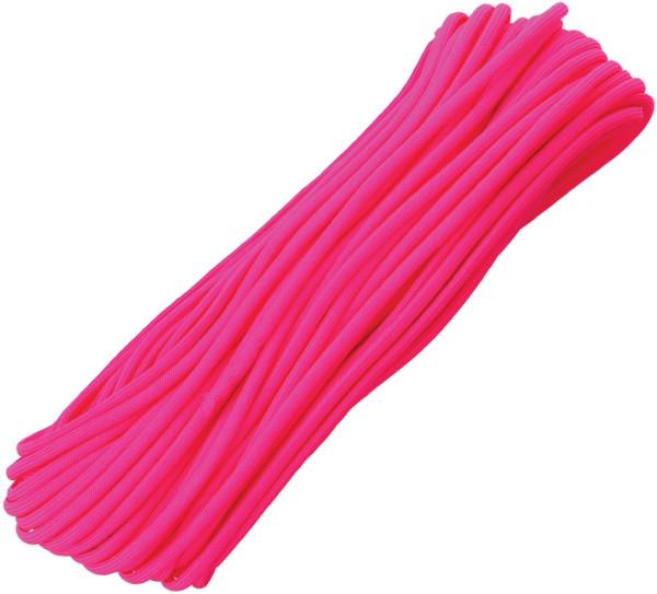 Paracord 550er - Neon Pink - 30 Meter Schnur
