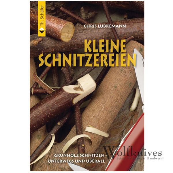 Buch Kleine Schnitzereien