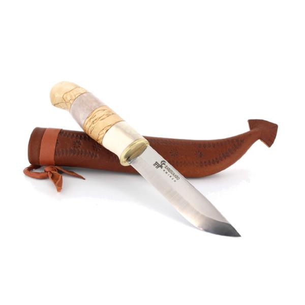 Nordisches Jagd- und Outdoormesser Ripan
