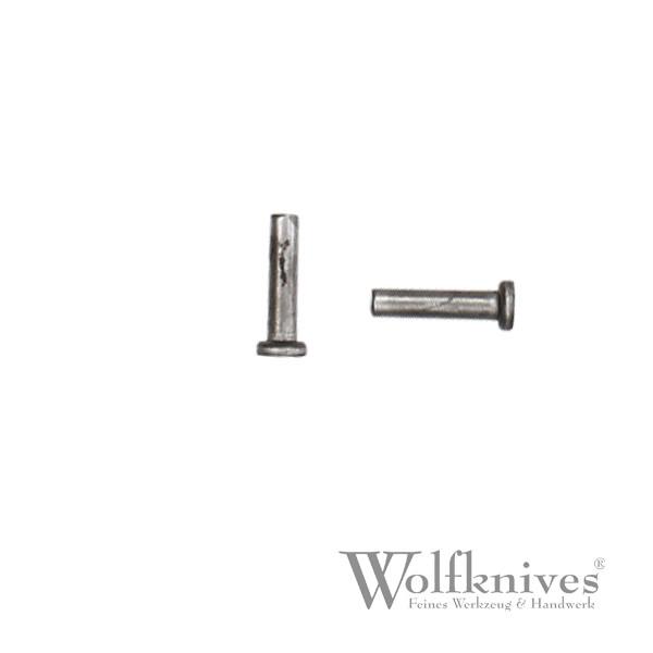 Stiftniete ST 5 Stahl - 3,4 / 2 / 10 mm