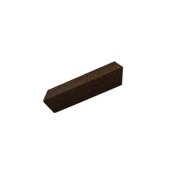Makassar Ebenholz Kantholz - klein 40 x 40 x 150 mm