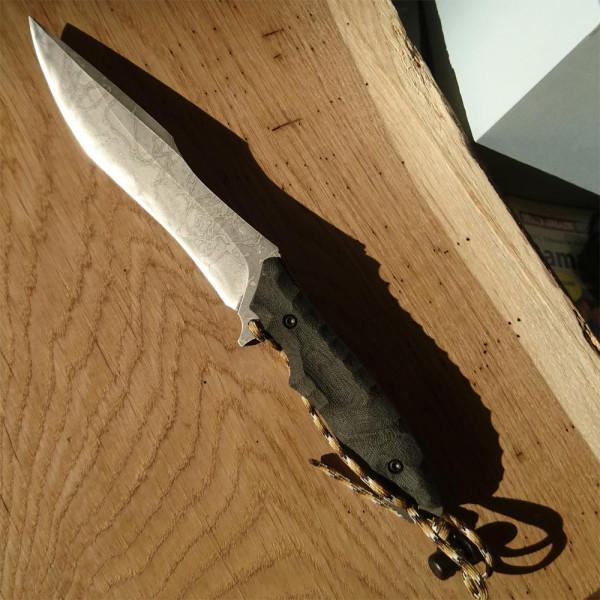 Kiku Knives Buster Blade Racing