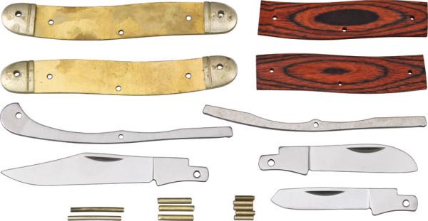 Taschenmesser-Bausatz Stockman
