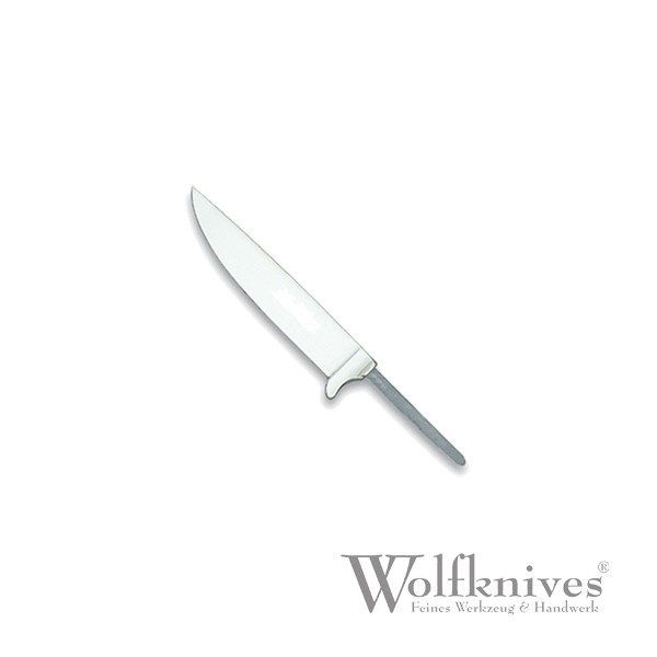 Jagdnicker Klinge - rostfrei spiegelpoliert - 5 cm