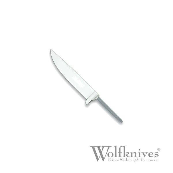Jagdnicker Klinge - rostfrei spiegelpoliert - 4 cm