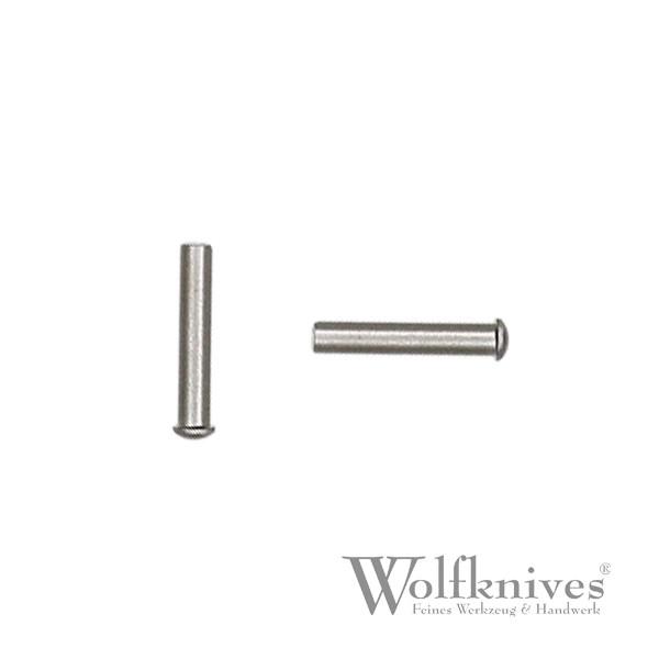 Stiftniete ST 6 Aluminium - 4,2 / 3 / 18,8 mm