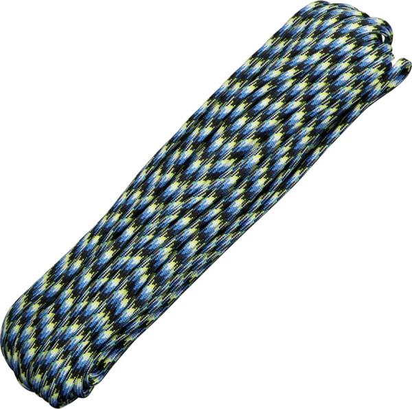 Paracord 550er - Blue Snake - 30 Meter Schnur