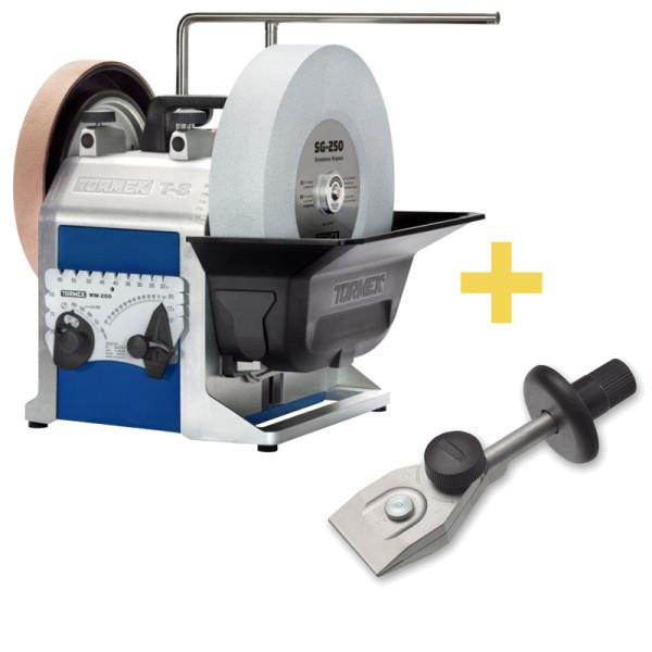 Tormek® T-8 Nassschleifmaschine inkl. SVM-45 Vorrichtung
