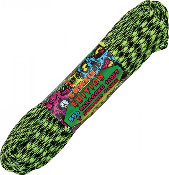 Paracord 550er - Zombie Edition Outbreak - 30 Meter Schnur
