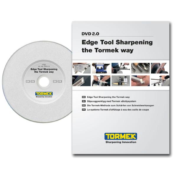 Tormek Instruktions DVD deutsch