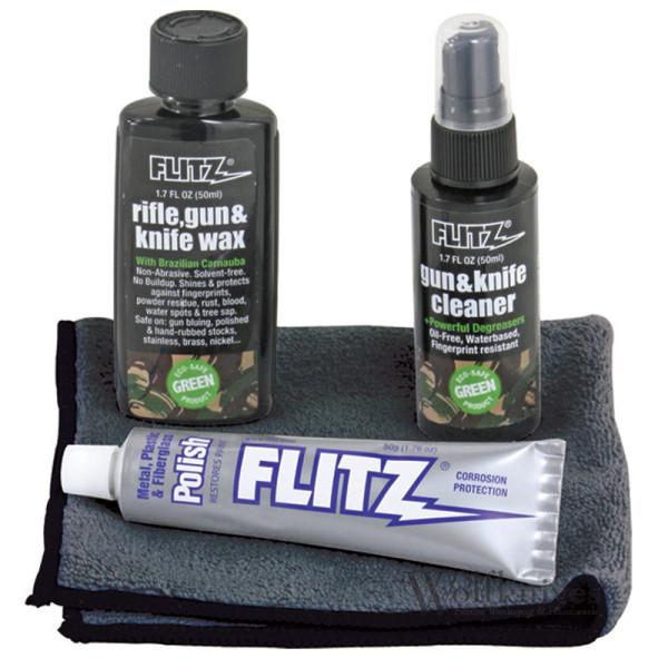 Flitz Care Kit