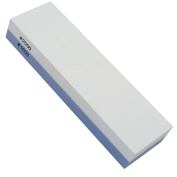 Wolfknives® Kombinationsschärfstein - Körnung 1000 / 2000