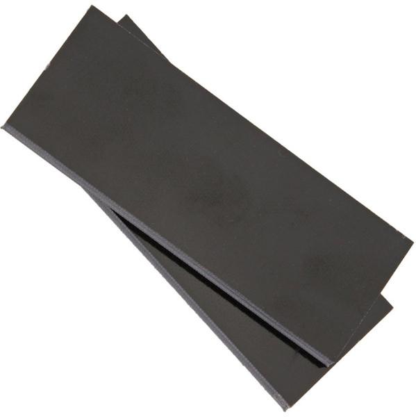 Griffschalen G-10 schwarz - 6,2 mm - paarweise