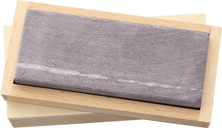 blauer belgischer brocken klein mit holzbox wolfknives feines werkzeug handwerk. Black Bedroom Furniture Sets. Home Design Ideas
