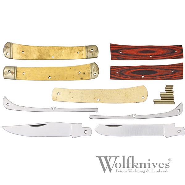 Taschenmesser-Bausatz CustomRider