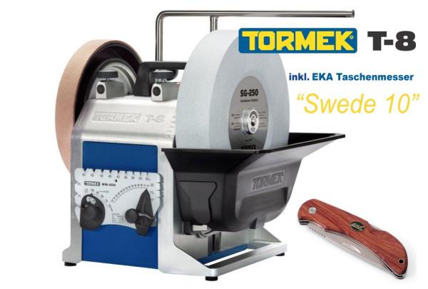 Tormek T8 Eka Swede
