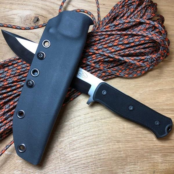 Kydexscheide für Fällkniven A1X in schwarz