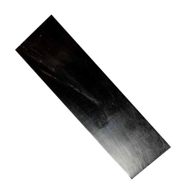 Büffelhornplatte für Messergriffe