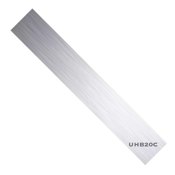 UHB20C-Stahl - 3,5 x 40 x 500 mm