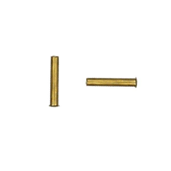 Stiftniete ST 11 Messing - 2,3 / 1,8 / 10 mm