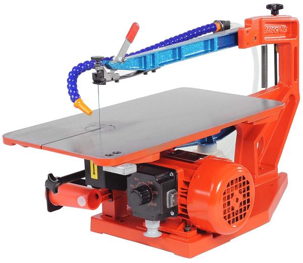 HEGNER Multicut-SE mit elektrischen Fußpedal zur Drehzahlsteuerung