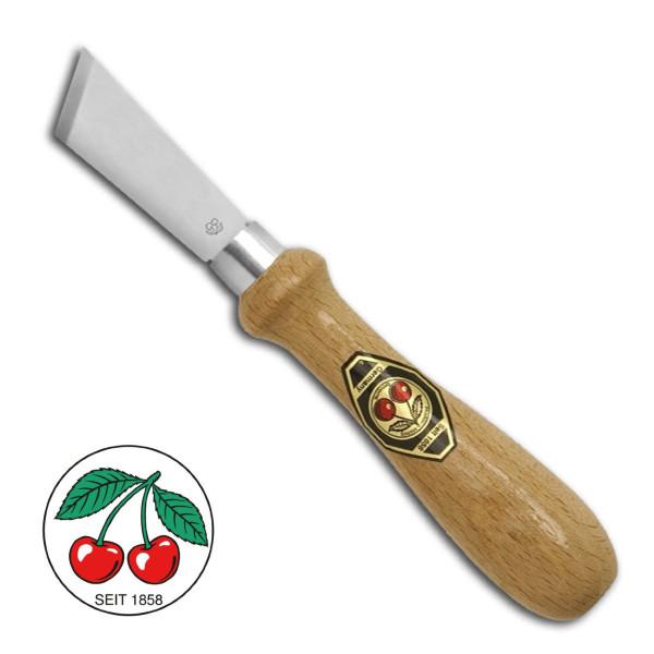 Kirschen® Kerbschnitzmesser Nr. 9 - schräge Schneide