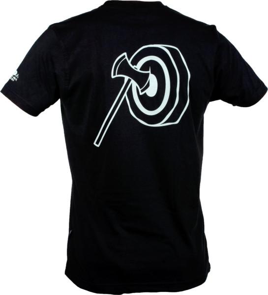 Gränsfors Bruks T-Shirt - Größe XL - schwarz