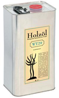 Tungöl - biologischer Holzschutz - 5 Liter