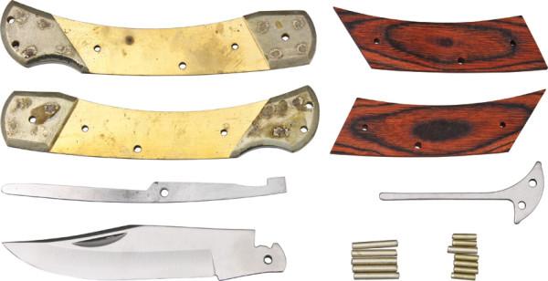 Taschenmesser-Bausatz Trapper