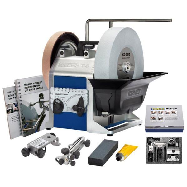 Tormek® T-8 Nassschleifmaschine mit HTK-706 Haus- & Heimpaket
